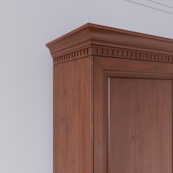 Шкаф для одежды из массива