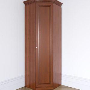 Шкаф угловой из массива