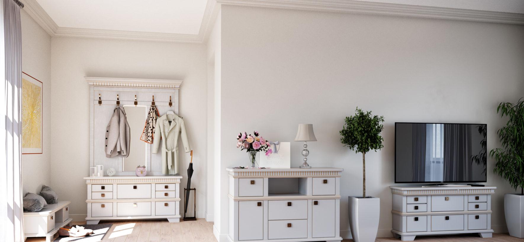 Особенности мебели из массива дуба