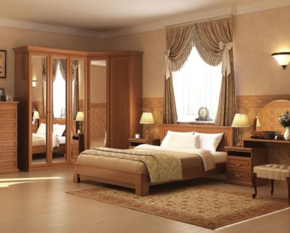 Мебель для спальни: особенности выбора