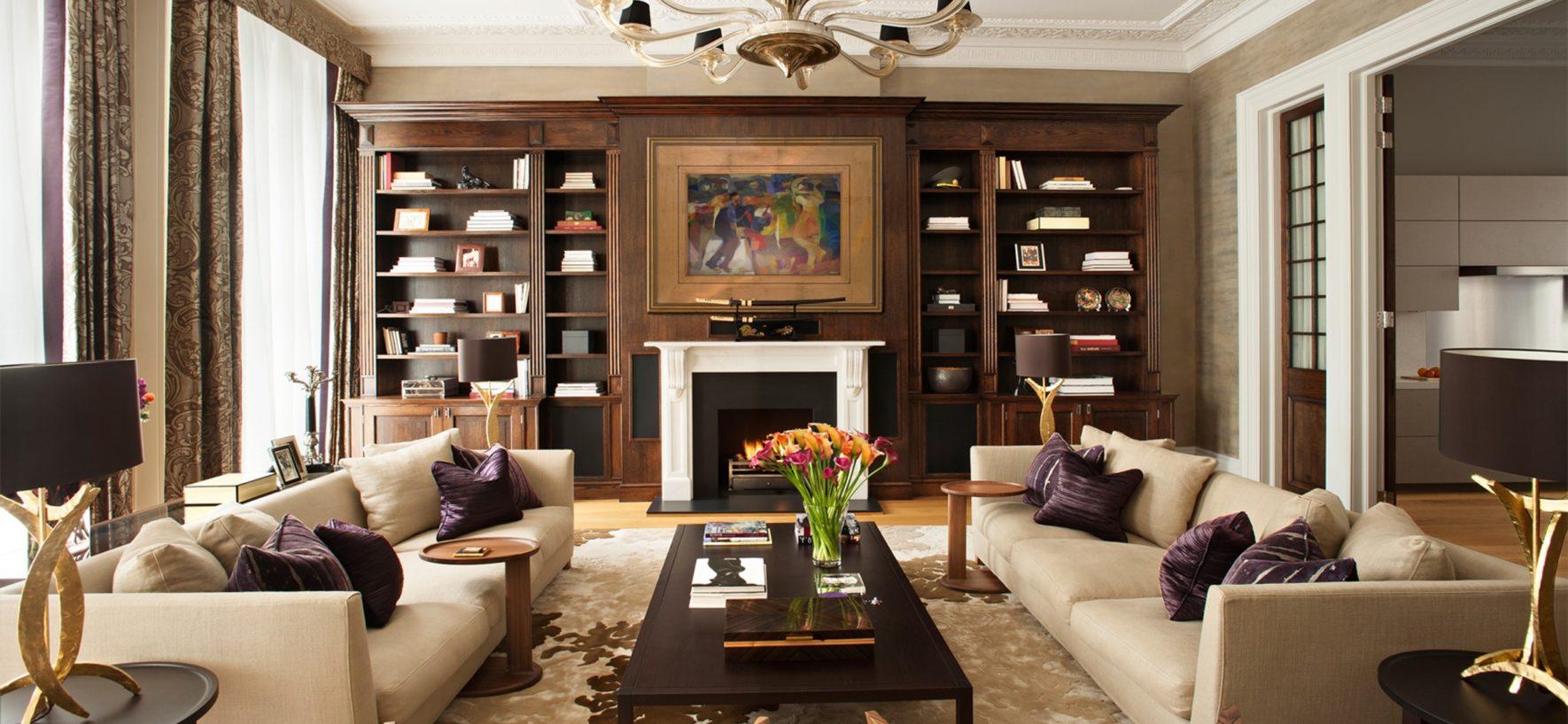 Золотые правила расстановки мебели