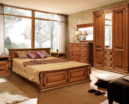 Разновидности мебели из массива дуба