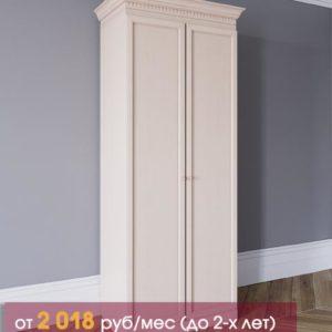 Мебель в рассрочку. Шкаф из массива
