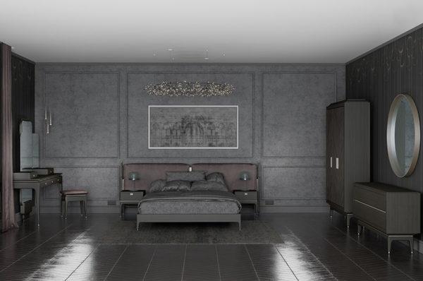 Американская мебель из массива