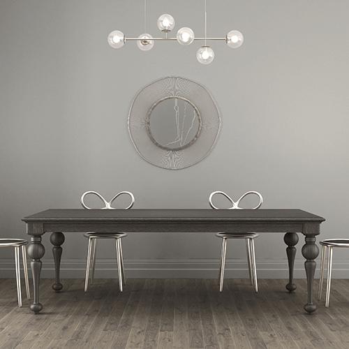 Обеденный дубовый стол Филиппо