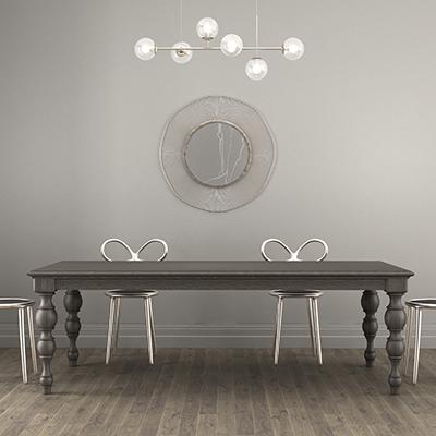 Обеденный дубовый стол Лоренцо